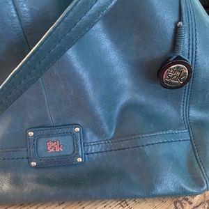 The SAK Iris Leather Hobo Purse